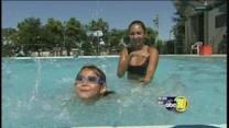 Scholarship Fund helps fund swimming lessons in Merced