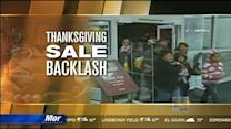 Black Thursday backlash against shopping on Thanksgiving