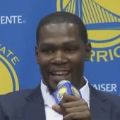 Kevin Durant Claims No One Has Criticized Him Face-To-Face For Joining The Warriors