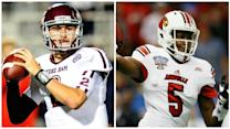 Manziel, Bridgewater: 2013's Top Quarterbacks