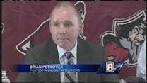 Phoenix Coyotes support Pirates decision to play in Lewiston