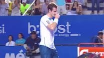 Murray reaches semi-finals at Mexican Open