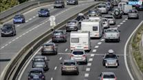 Motorway Screens Bid To Stop Rubbernecking By Motorists