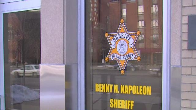 Feds probe Wayne County Sheriff's contract