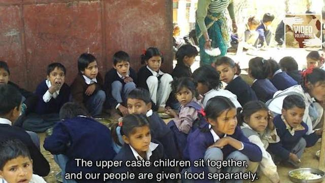 Mid day meal and the Line of caste-control