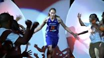 WNBA Defensive Player of the Year Presented by Samsung: Brittney Griner