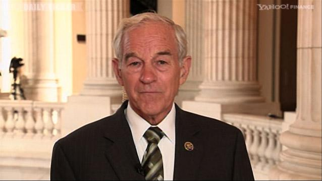 Ron Paul's White House Hopes: