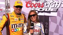 Bristol Pole Award Winner: Kyle Busch