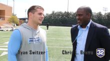 EXCLUSIVE VIDEO: Path to the Pros: WR Ryan Switzer Pro Day