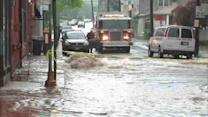 Flooding in Nyack