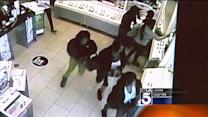 Women Sought in Flash Mob-Style Robbery at Valencia Store