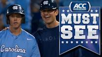 UNC Wins Historic Game to Advance to ACC Baseball Championship Game - ACC Must See Moment