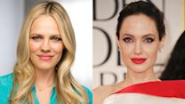 Beauty Icons - Angelina Jolie's Sultry Cat-Eye Look
