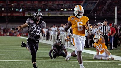 Kamara an explosive runner with lots of tread