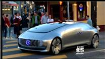 'Driverless' Mercedes Caught Driving In San Francisco