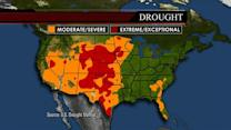 More than half the U.S. still suffering drought