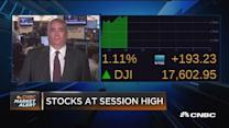 Markets orderly: Cantor CEO