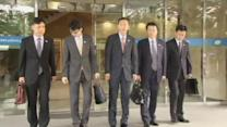 South Koreans head to Kaesong talks