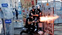 Turkey protests continue 12 days after starting