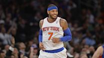 Carmelo Anthony makes it official, opting out of final year of …