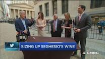 Sizing up Seghesio's wine