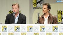 Comic-Con: Christopher Nolan Makes Surprise Appearance To Promote 'Interstellar'