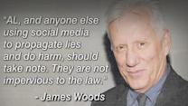 James Woods Sues Twitter Troll