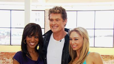 Hasselhoff: 'There's No Situation The Hoff Can't Handle'