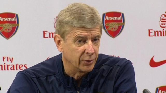 Arsenal's Wenger reminds players of their responsibilities
