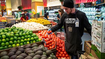Whole Foods moves higher as investor tells it to consider sale