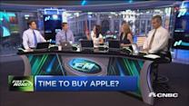 Best time to buy Apple?