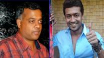 Tamil Actor Suriya Rejects Gautham Menons Dhruva Natchathiram
