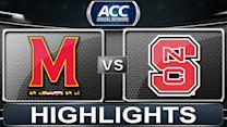 Maryland vs NC State | 2013 ACC Football Highlights