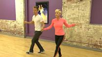 New 'It' Couple on 'DWTS' Discuss Wowing Judges