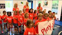 Preschoolers To Sing National Anthem At Iron Birds Game
