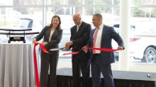 Nalley Infiniti Celebrates the Grand Opening of Brand-New, State-Of-The-Art Facility