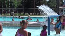 Pool Opened As Safe Space For Kids In Danger Of Closing