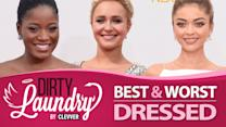 Best & Worst Dressed Emmys 2014 - Dirty Laundry