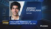 Yelp CEO remains optimistic