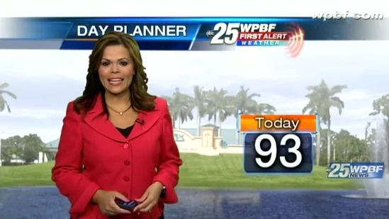 Thursday Morning First Alert Forecast July 26