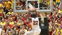 Iowa State's Dustin Hogue Puts Exclamation Point On 22-0 Run