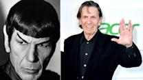 Leonard Nimoy, Spock of 'Star Trek,' Dead at 83