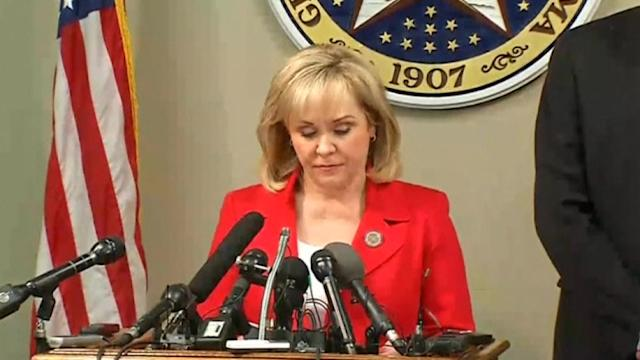 Oklahoma governor orders full review of execution protocols