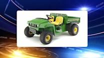$6,000 gator vehicle stolen from Bear Babe Ruth League