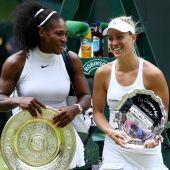 Serena and Kerber qualify for WTA Finals