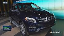 Mercedes-Benz USA CEO unveils new SUV