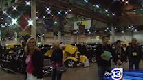 Mecum Auction underway at Reliant Center