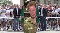 Prince Harry has been Involved in a Car Crash