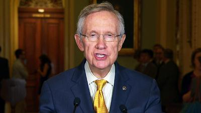 Reid on fiscal cliff: 'The math is clear'
