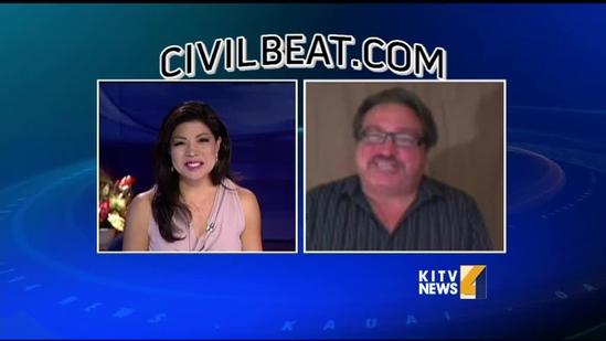 Civil Beat: Abercrombie says Larry Ellison is the best thing to happen to Lanai